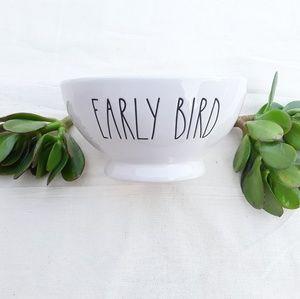 NWT Rae Dunn EARLY BIRD Bowl